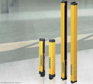 Omron Safety ligth barriers