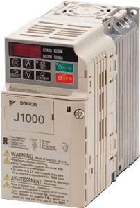 Инверторы Omron J1000