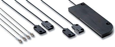 Omron optical sensors