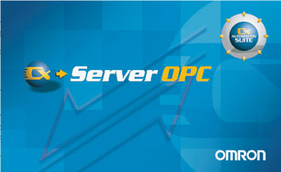 Omron CX-Server OPC