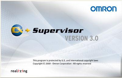 Omron CX-Supervisor