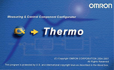 Omron CX-Thermo