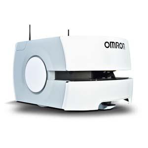 OMRON mobilerobot