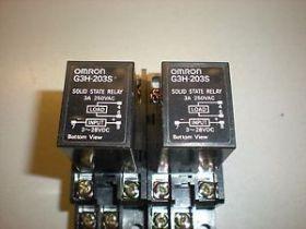 OMRON G3H-203SLN DC24