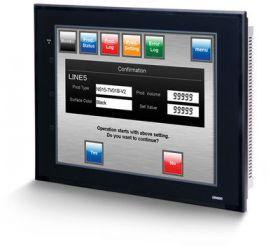 OMRON NS10-TV01-V2