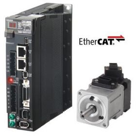 OMRON R88D-KN08H-ECT