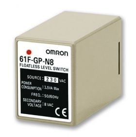 OMRON 61F-GP-N8D 240AC+