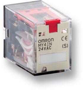 OMRON MY2-02-US-SV 24DC