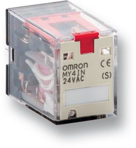 OMRON MY2-02-US-SV 24AC